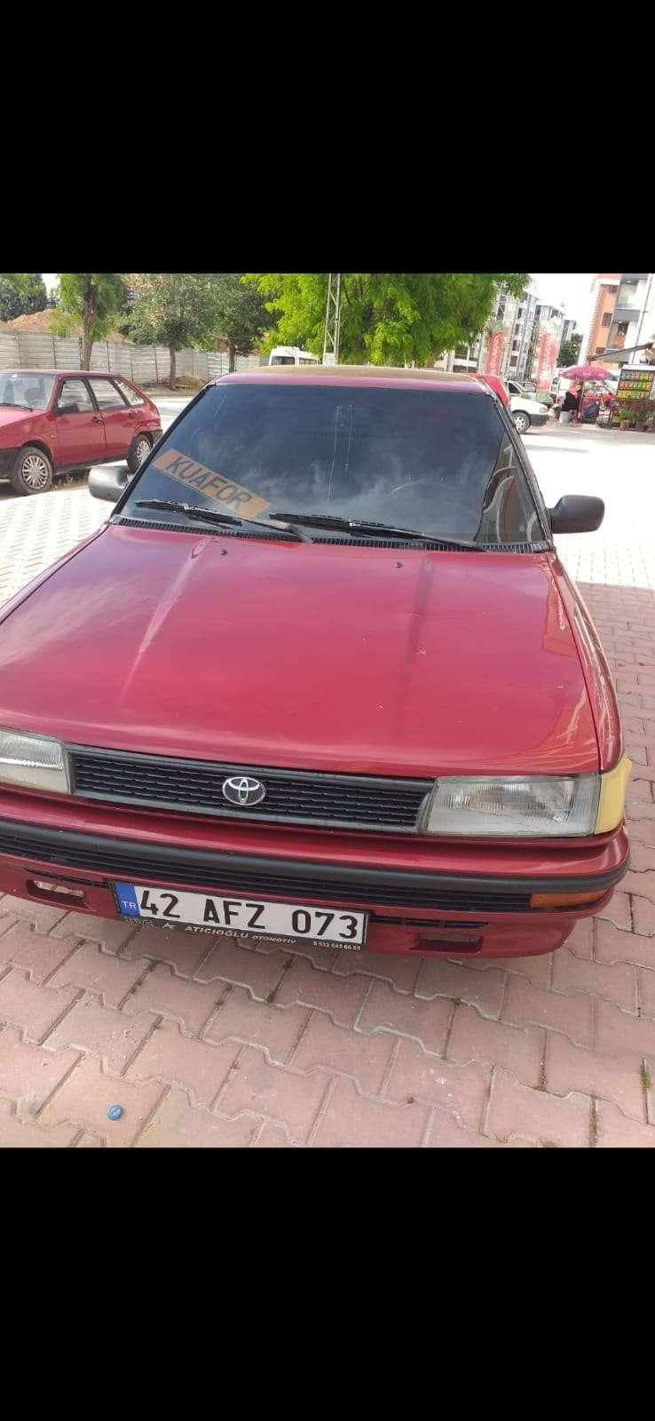 Arabamız Konya'dan cumartesi günü çalınmıştır