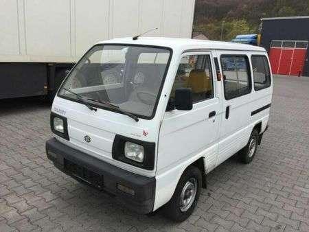 Suzuki cary kapali kasa tupcu arabasi