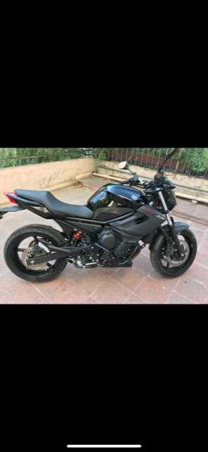 Bostancı'dan çalınan Yamaha XJ6 (siyah) Motor'umu arıyorum